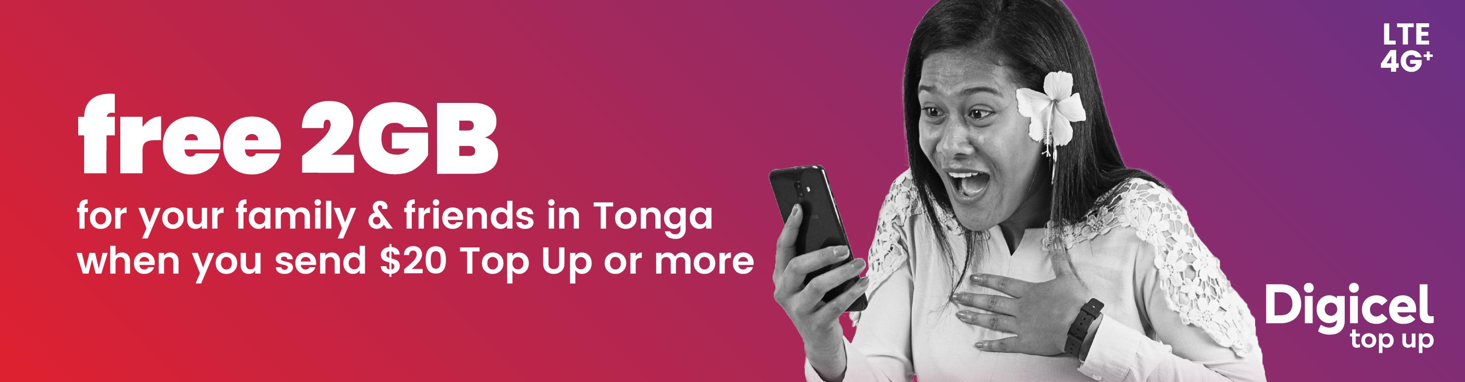 Digcel Tonga